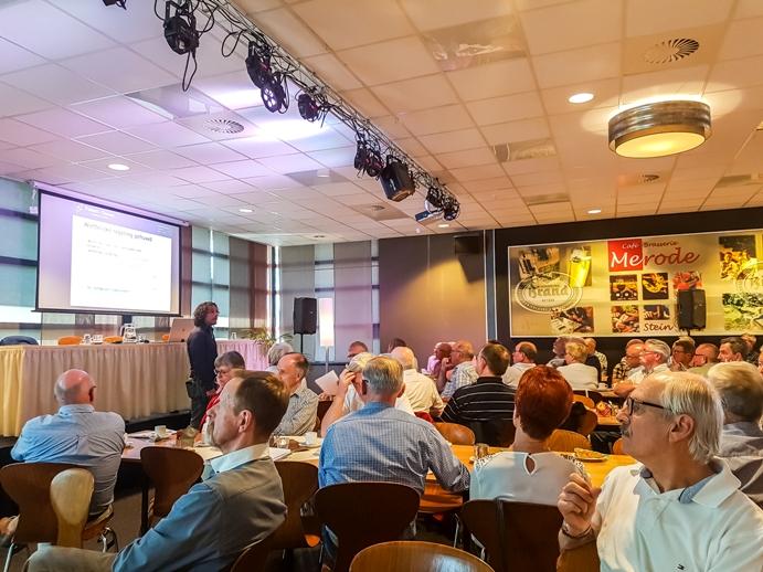 VGSE, de vereniging gepensioneerden van SABIC Europe